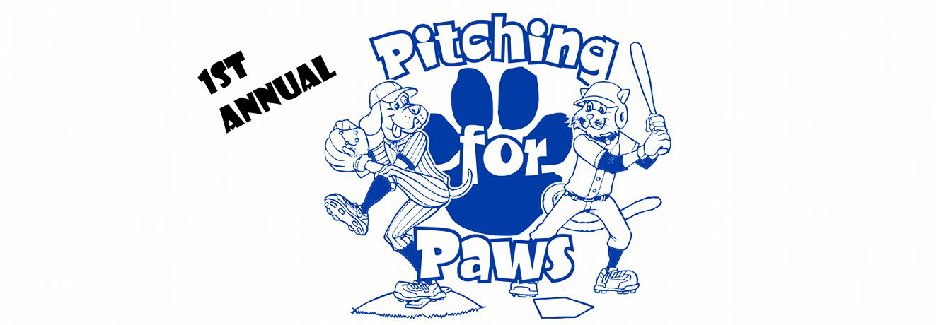 Pitching For Paws