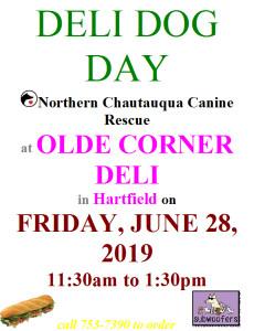 2019 Deli Dog Day