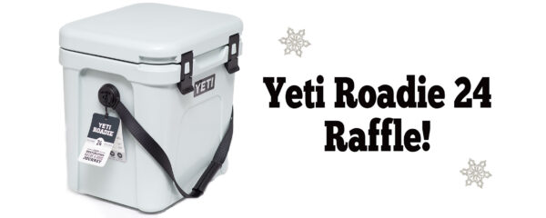 Take a chance for a Yeti!
