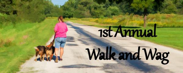 NCCR's 1st Annual Walk & Wag